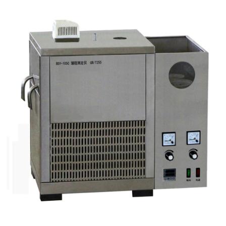BSY-105E有机液沸程测定仪(双联制冷)