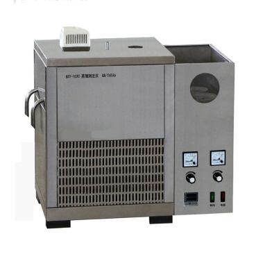 BSY-103C石油产品蒸馏测定仪 (双联制冷)