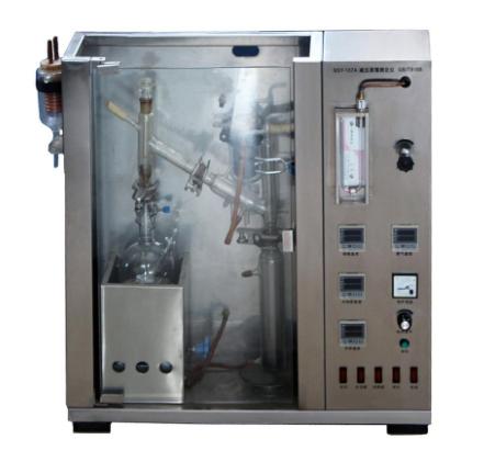 BSY-107A石油产品减压蒸馏测定仪