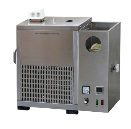 BSY-105B石油产品馏程测定仪(低温单管式)